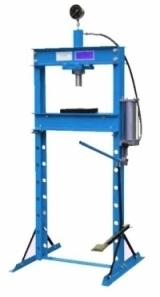 Пресс гидравлический напольный 12т с ручным и ножным приводом 2