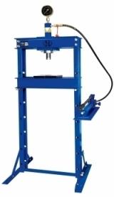 Пресс гидравлический 12т HJ0803 (SD0803), напольный