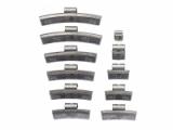 Грузики набивные для стальных дисков Стандарт (свинец)25гр